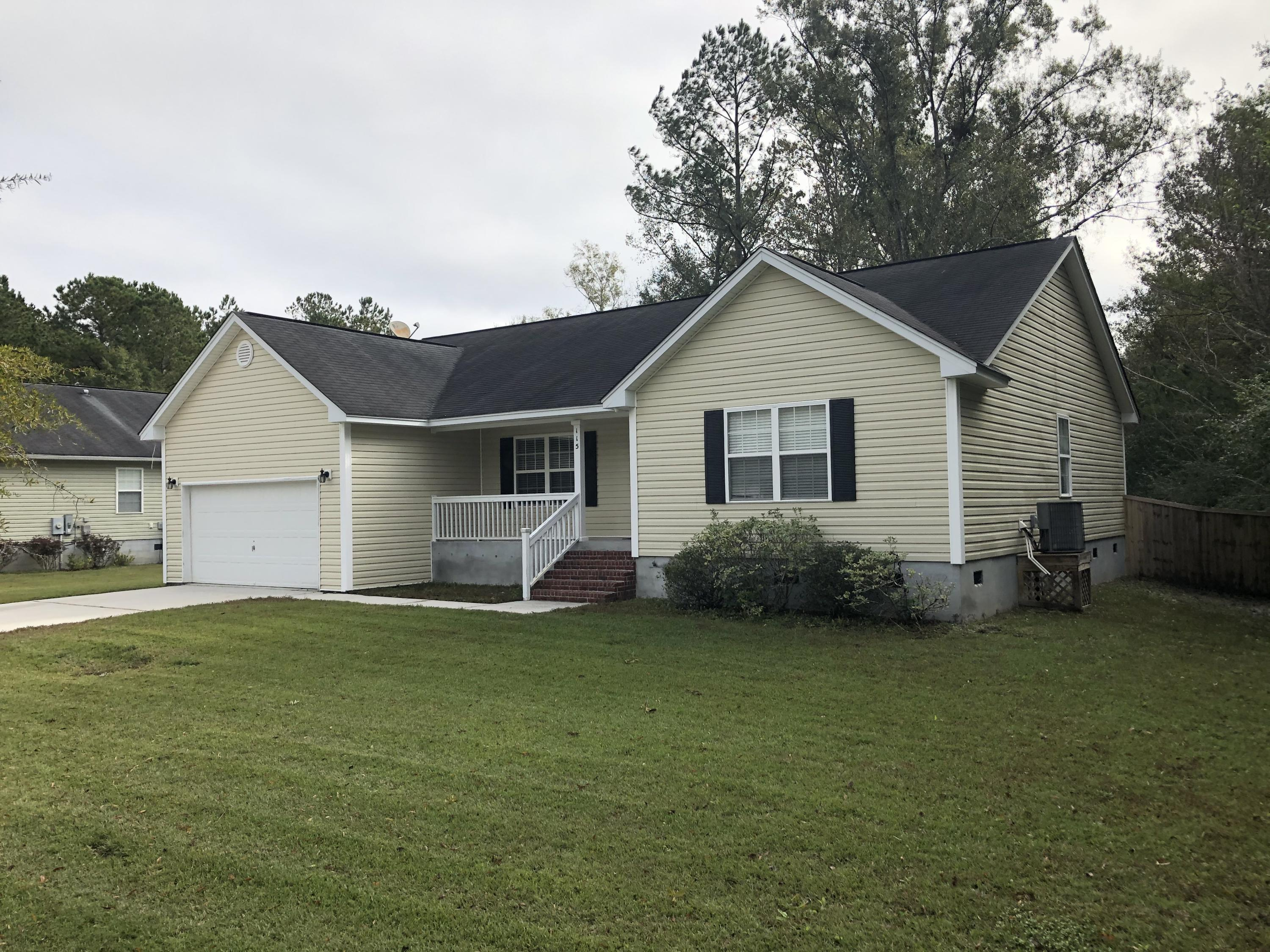 115 Chiles Drive Summerville, Sc 29483