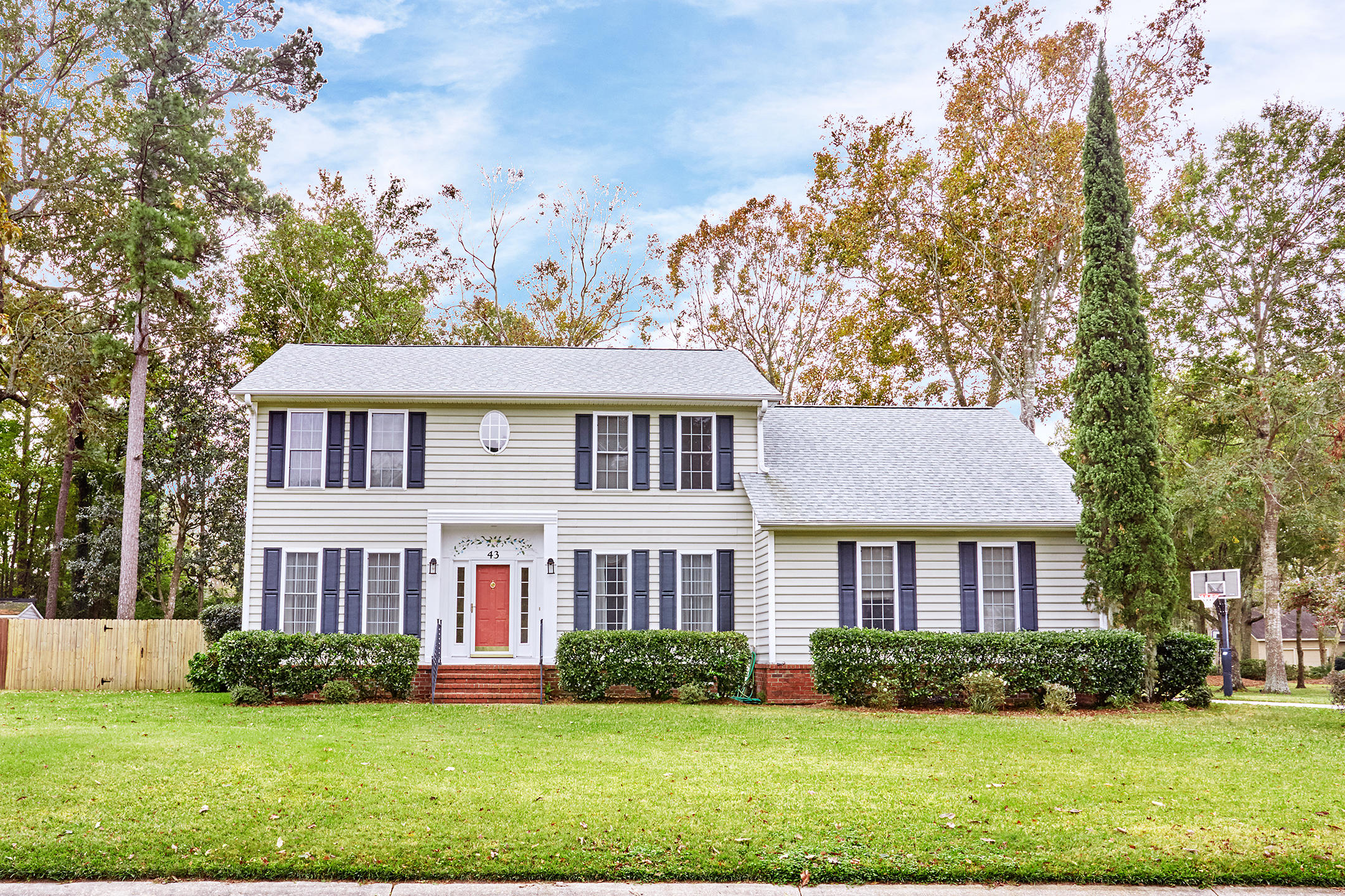 43 Shadowmoss Parkway Charleston, SC 29414
