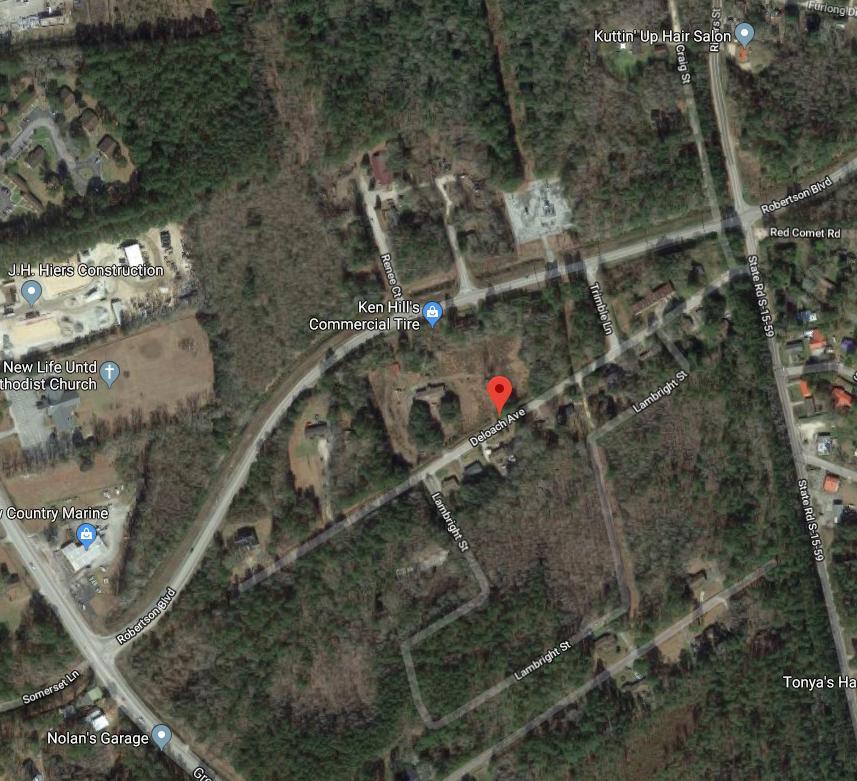 Deloach Avenue Walterboro, SC 29488
