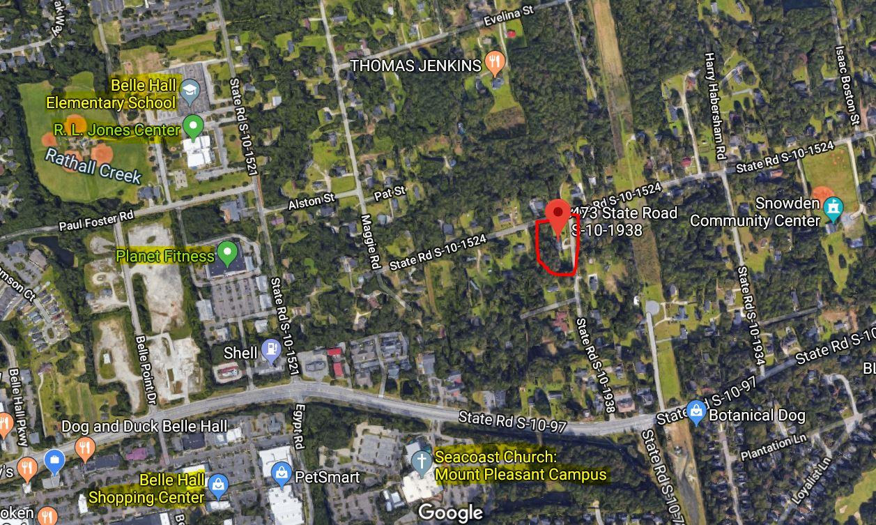 Snowden Homes For Sale - 473 Spann, Mount Pleasant, SC - 1