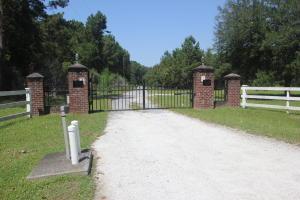 Gated Horse Road Meggett, SC 29449