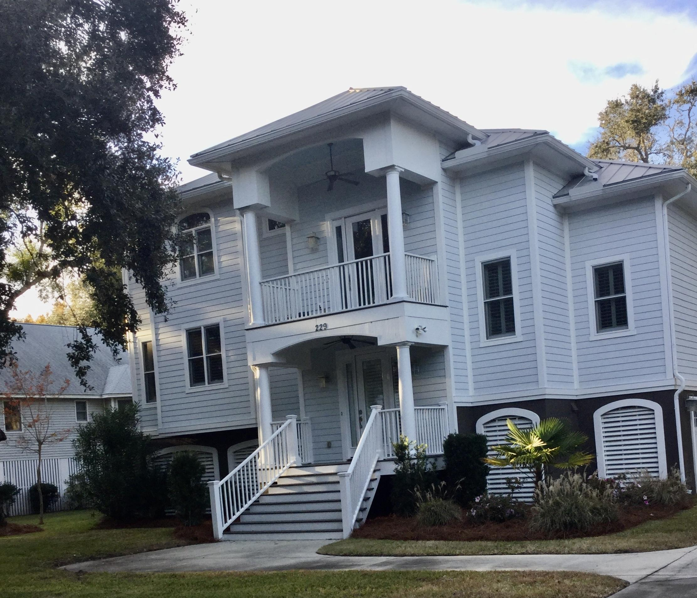 229 Forest Trail Isle Of Palms, Sc 29451