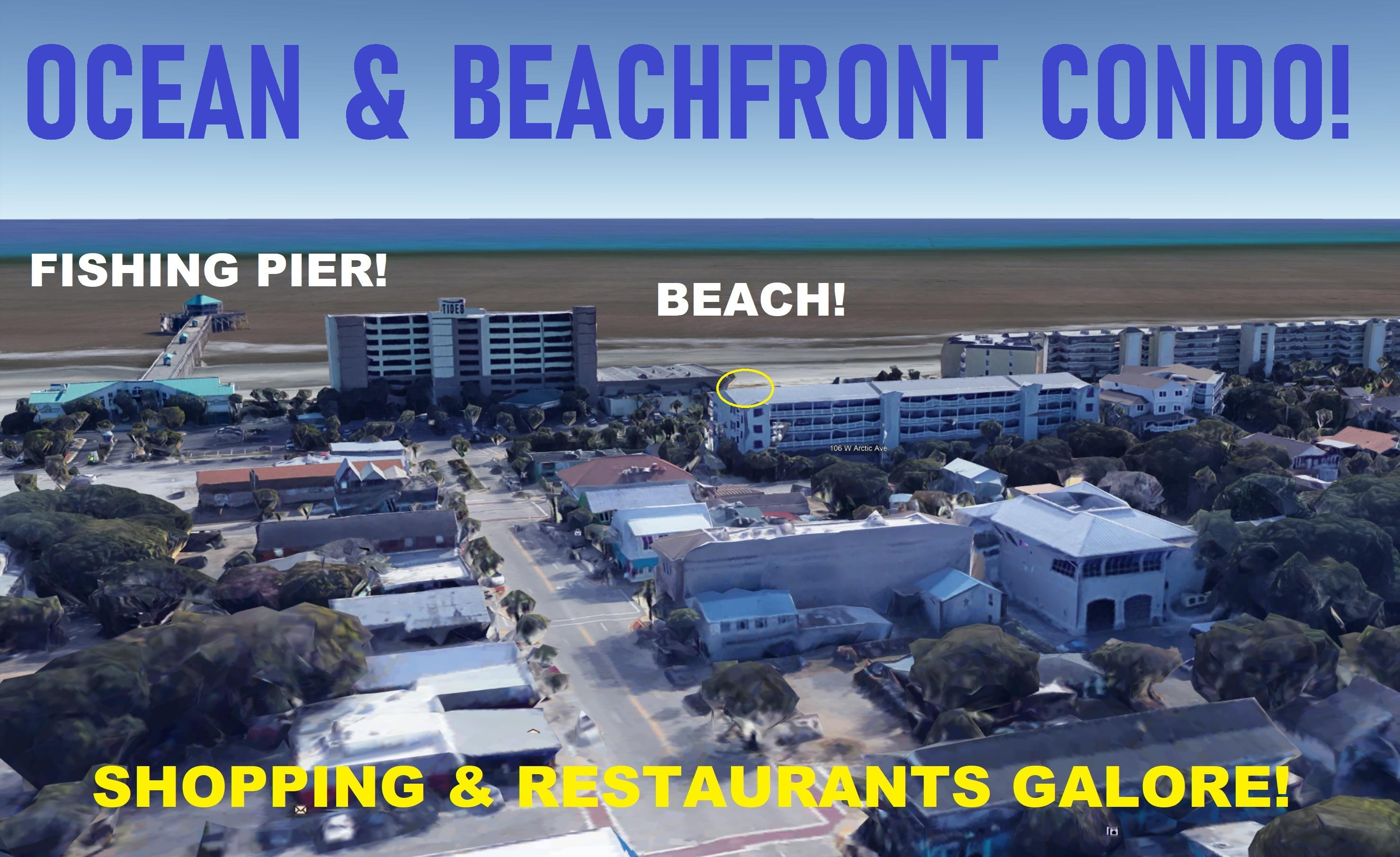 106 W Arctic Avenue Folly Beach, SC 29439