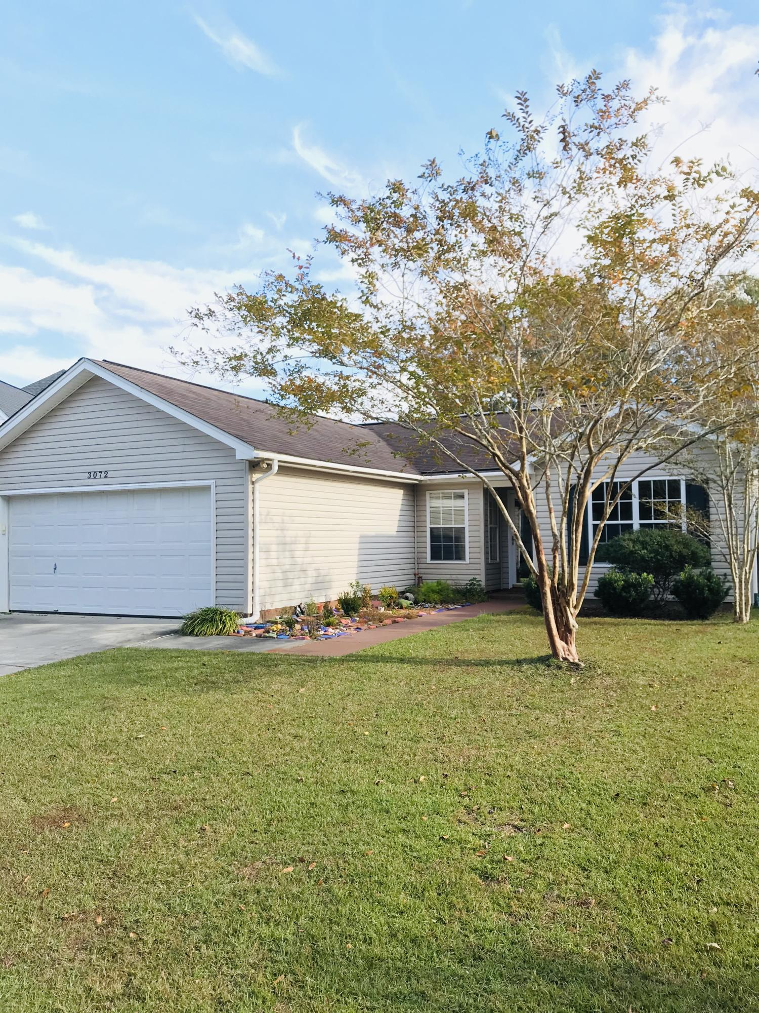 3072 Morningdale Drive Mount Pleasant, Sc 29466
