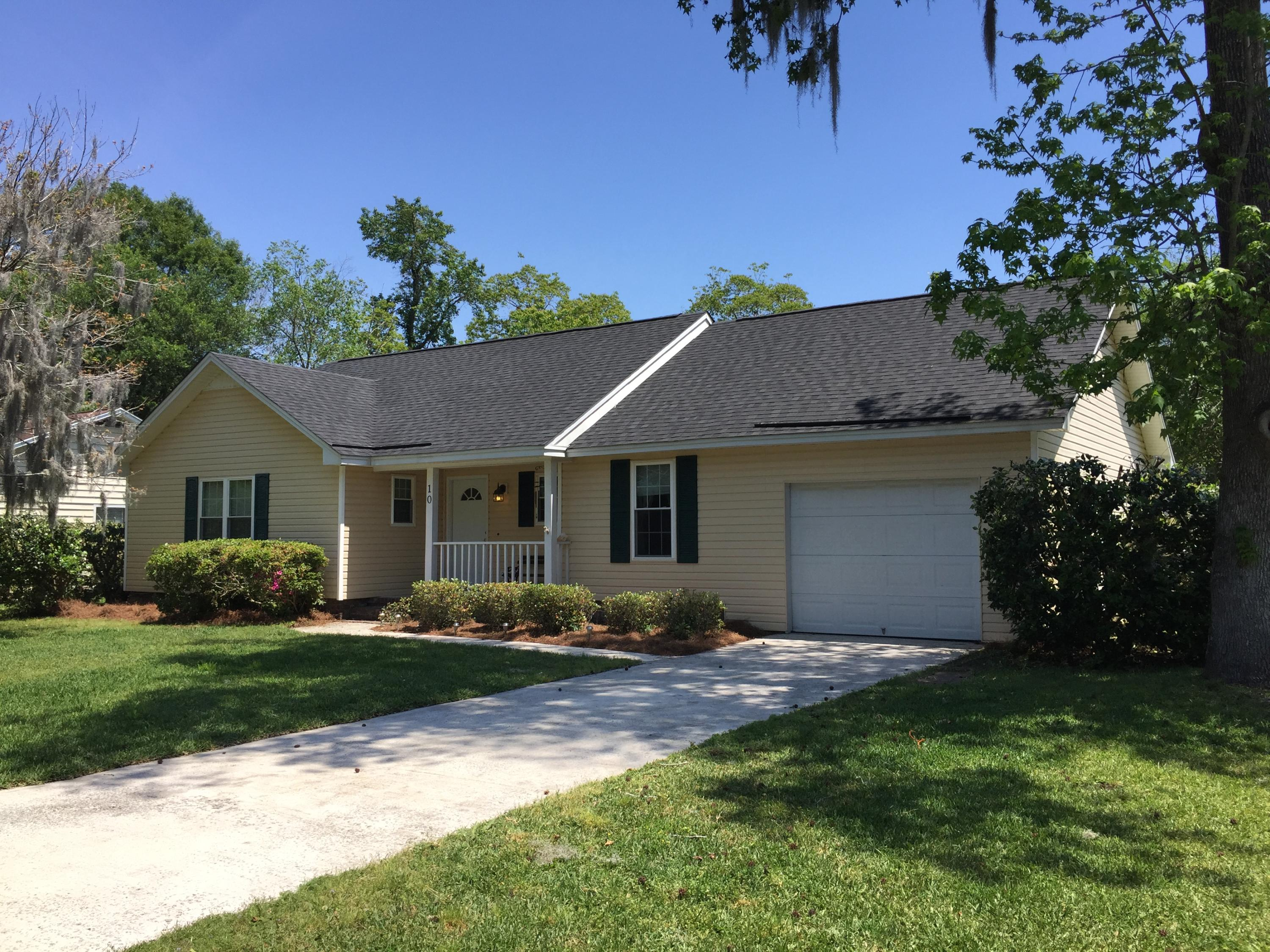 10 Paddlecreek Avenue Charleston, SC 29412