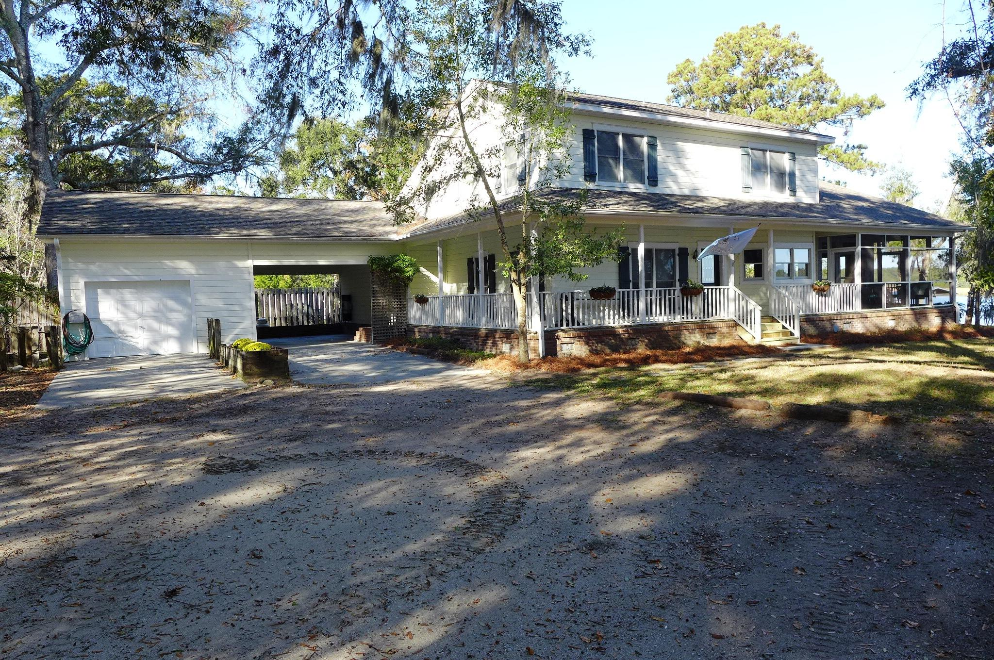 8738 Peters Point Road Edisto Island, SC 29438