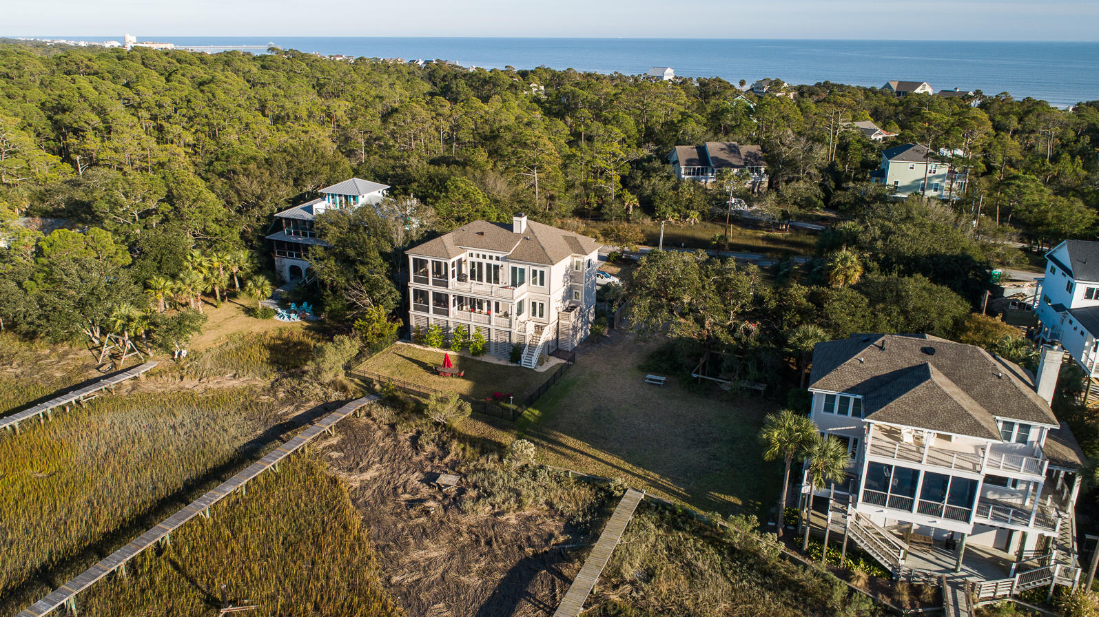 9 Red Sunset Lane Folly Beach, SC 29439
