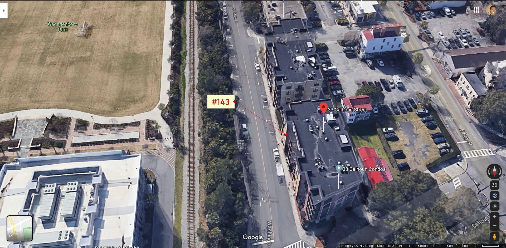 33 Calhoun Street UNIT 143-Bld Charleston, SC 29401