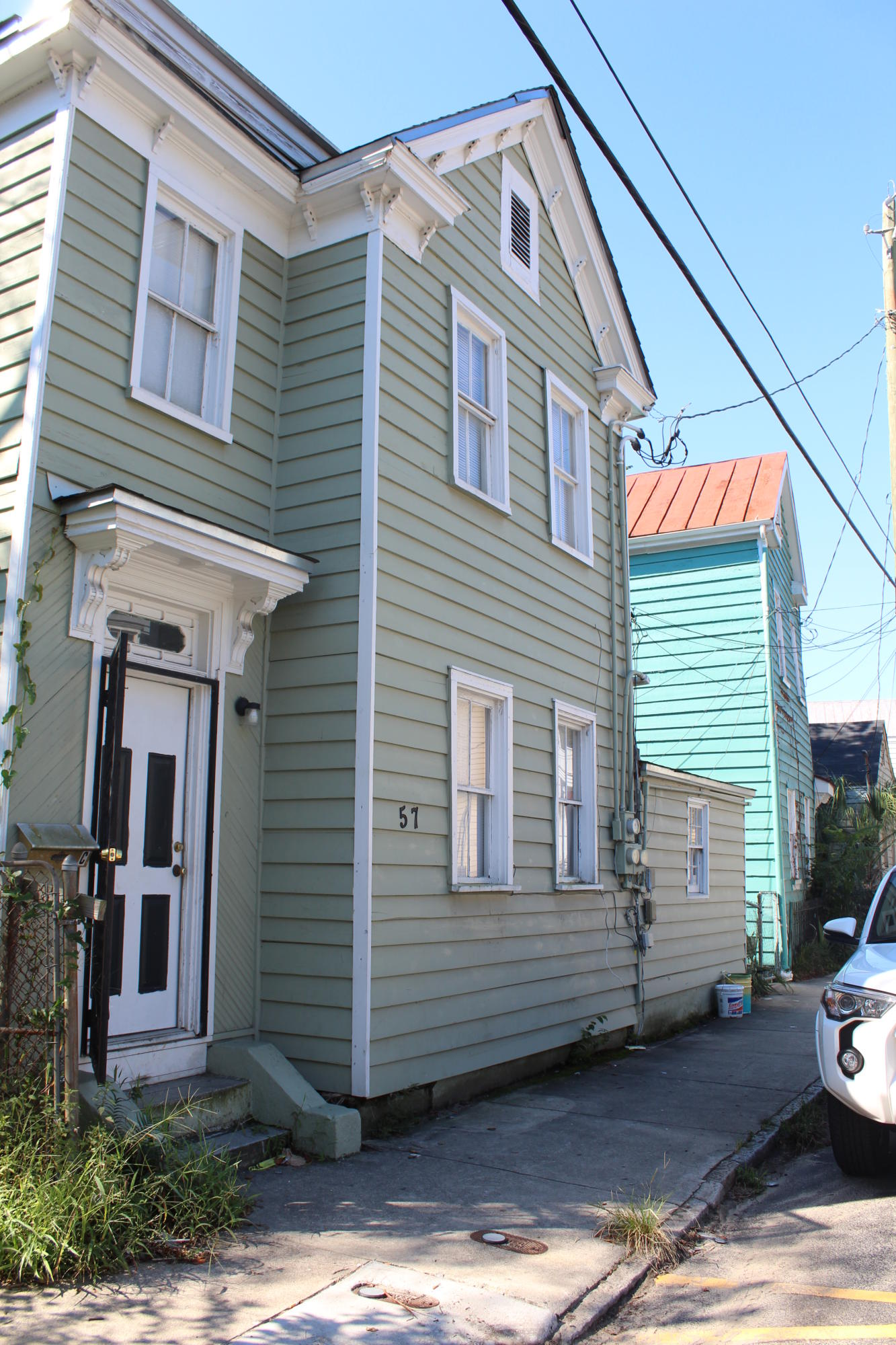 57 B South Street Charleston, SC 29403