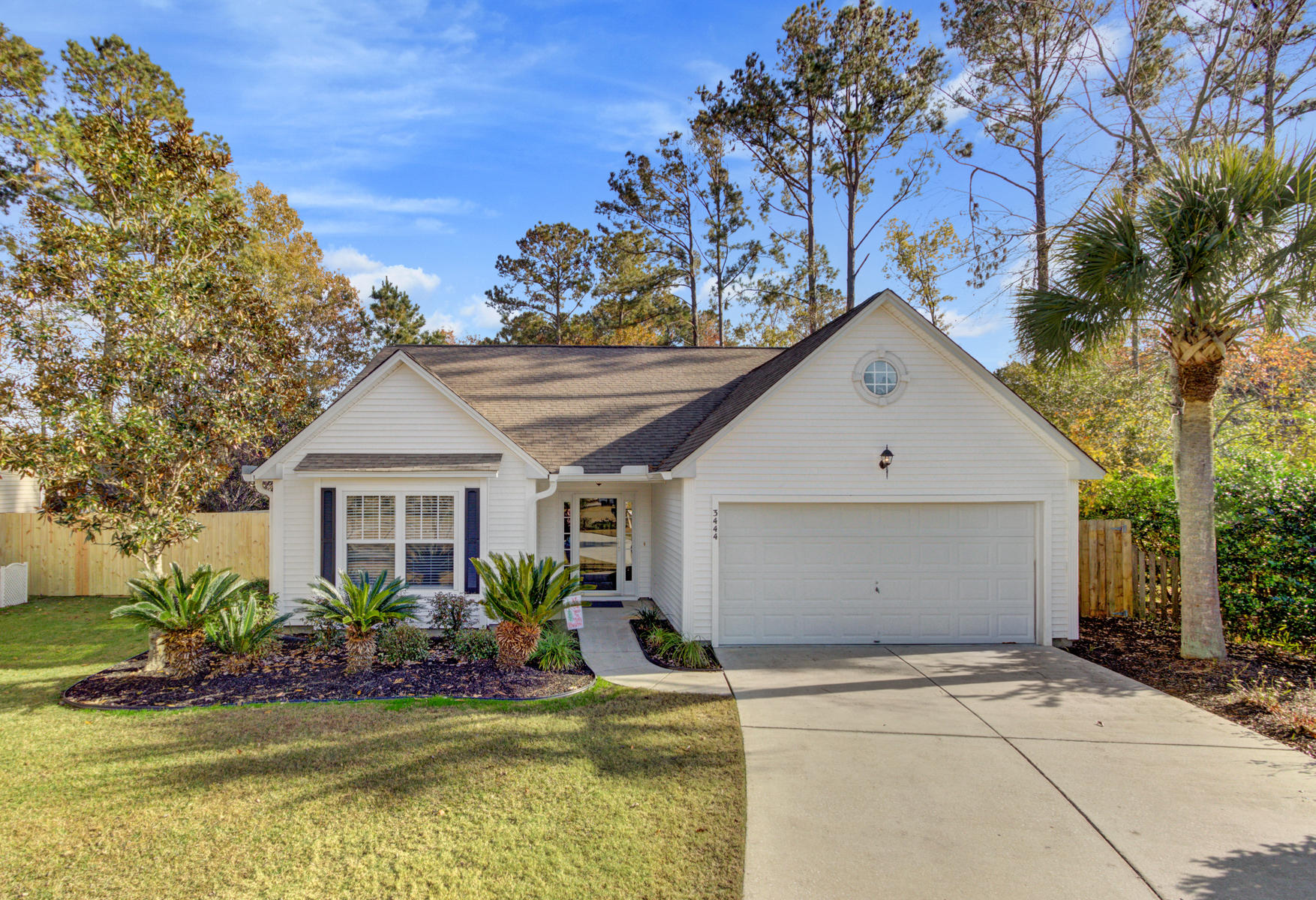 3444 Wellesley Court Mount Pleasant, Sc 29466
