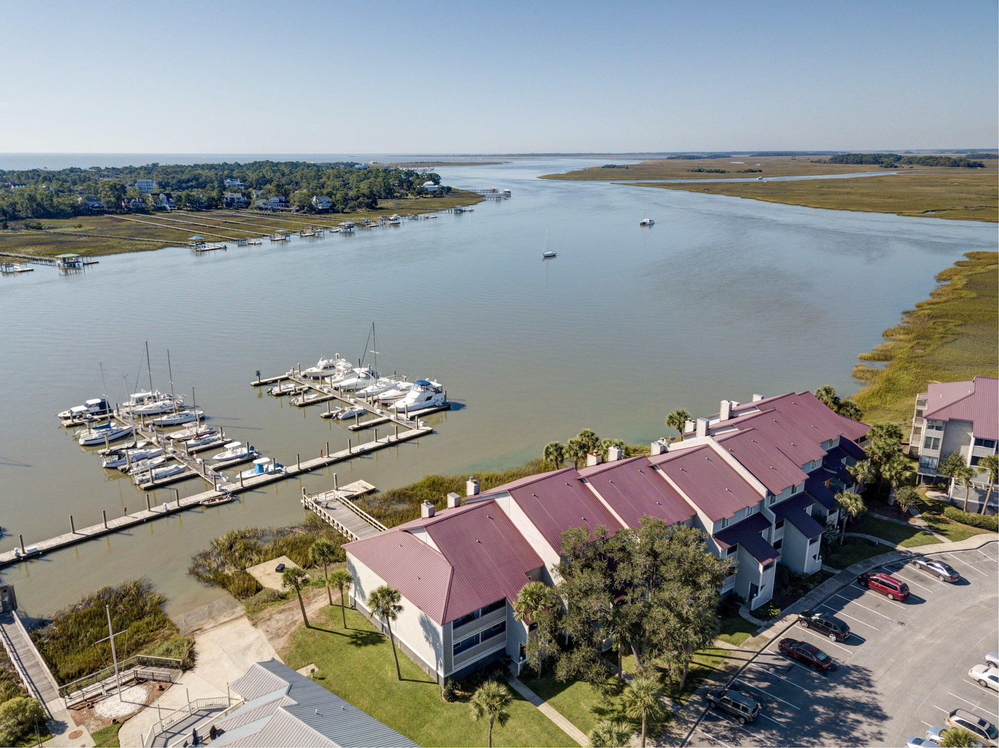 Mariners Cay Homes For Sale - 76 Mariners Cay, Folly Beach, SC - 8