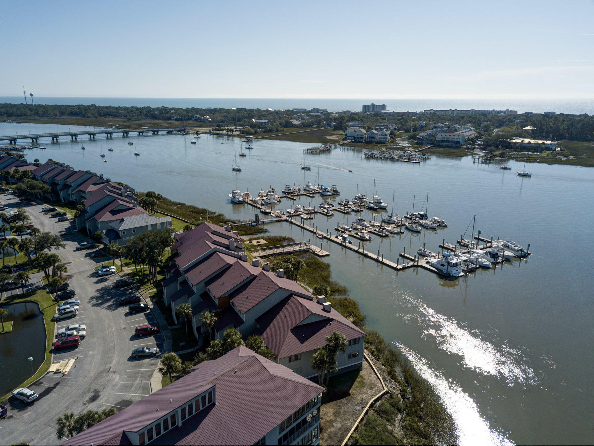 Mariners Cay Homes For Sale - 76 Mariners Cay, Folly Beach, SC - 32