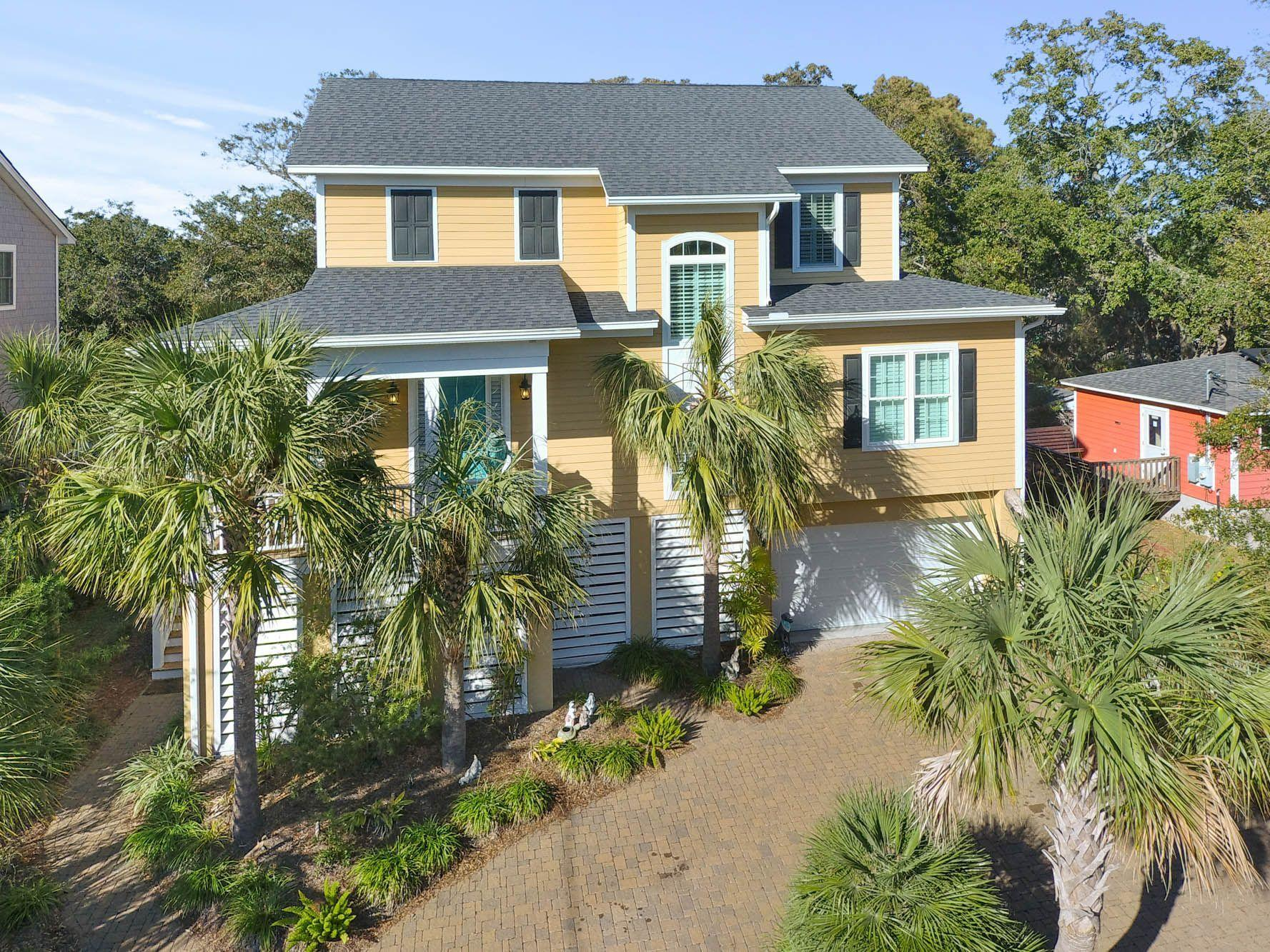 112 W Hudson Avenue Folly Beach, SC 29439