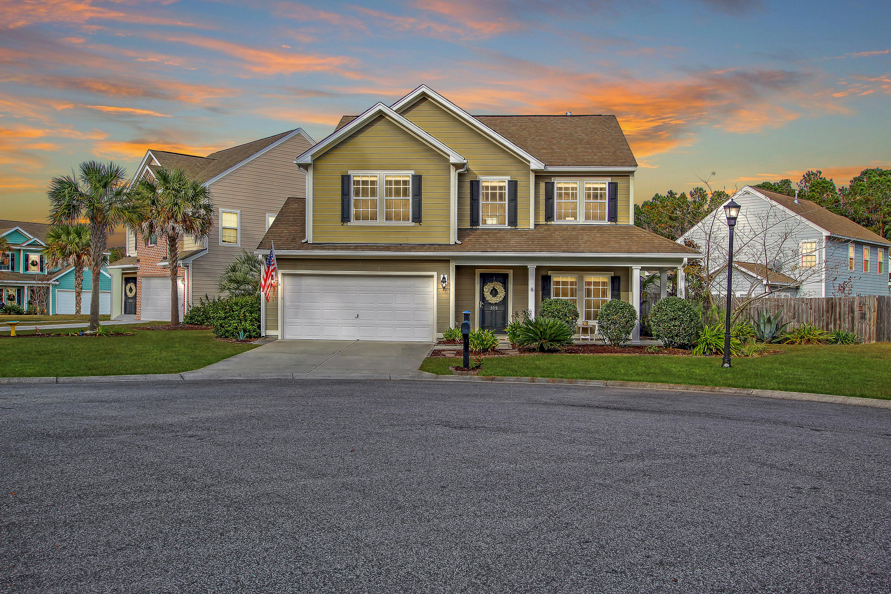 309 Tidal Rice Court Charleston, Sc 29492