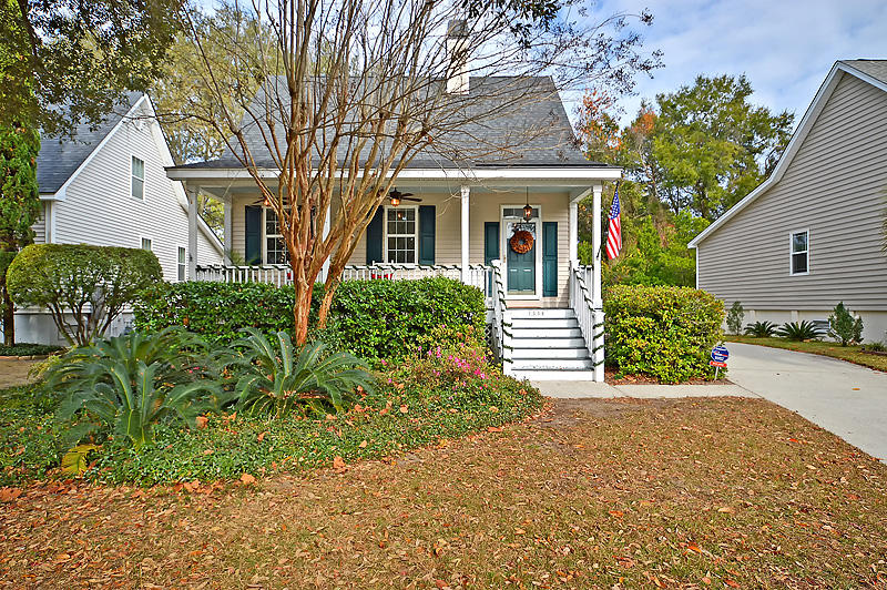 Pemberton at Seaside Plantation Homes For Sale - 1334 Ellison Run, Charleston, SC - 42