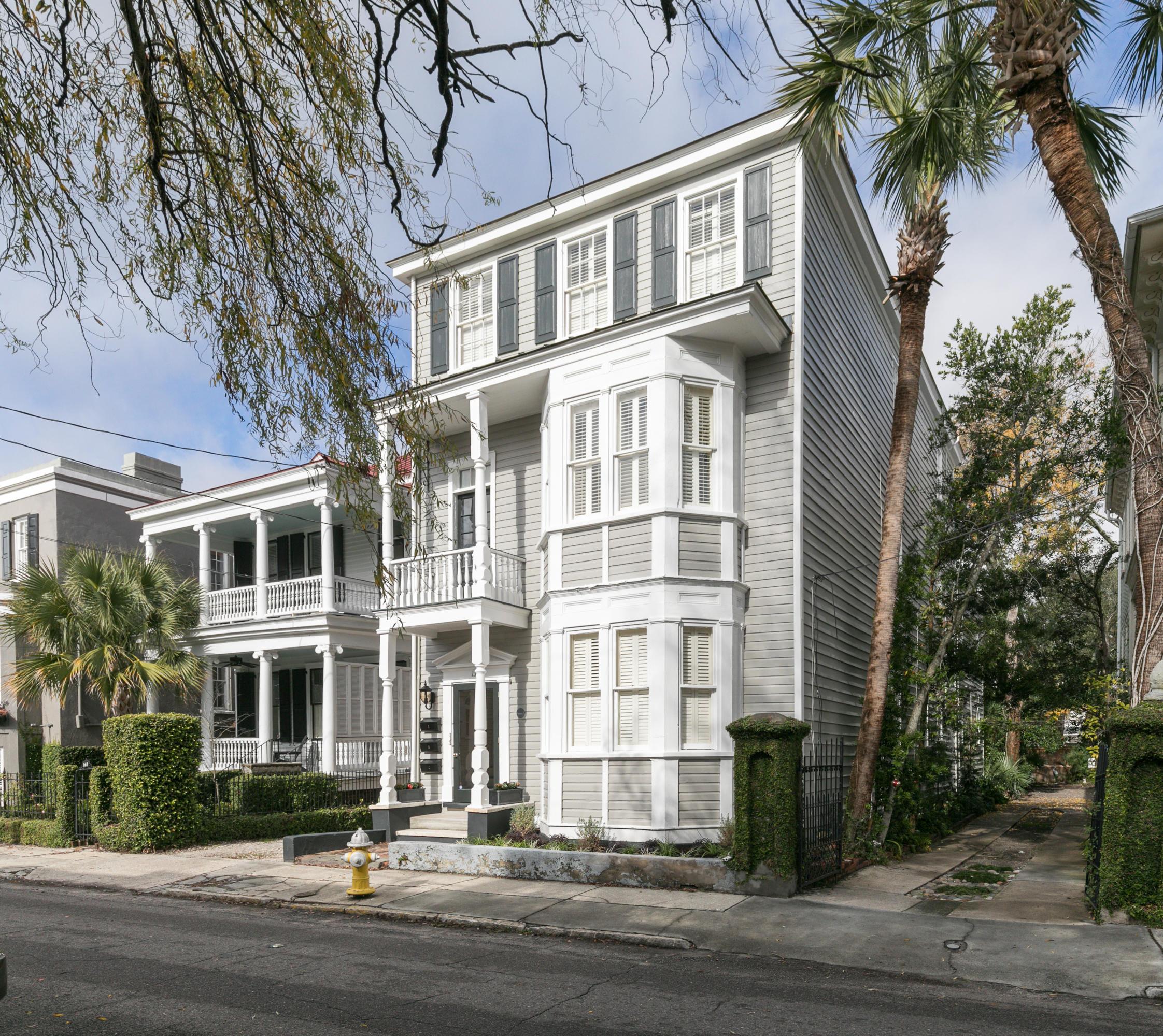 138 B Tradd Street Charleston, SC 29401