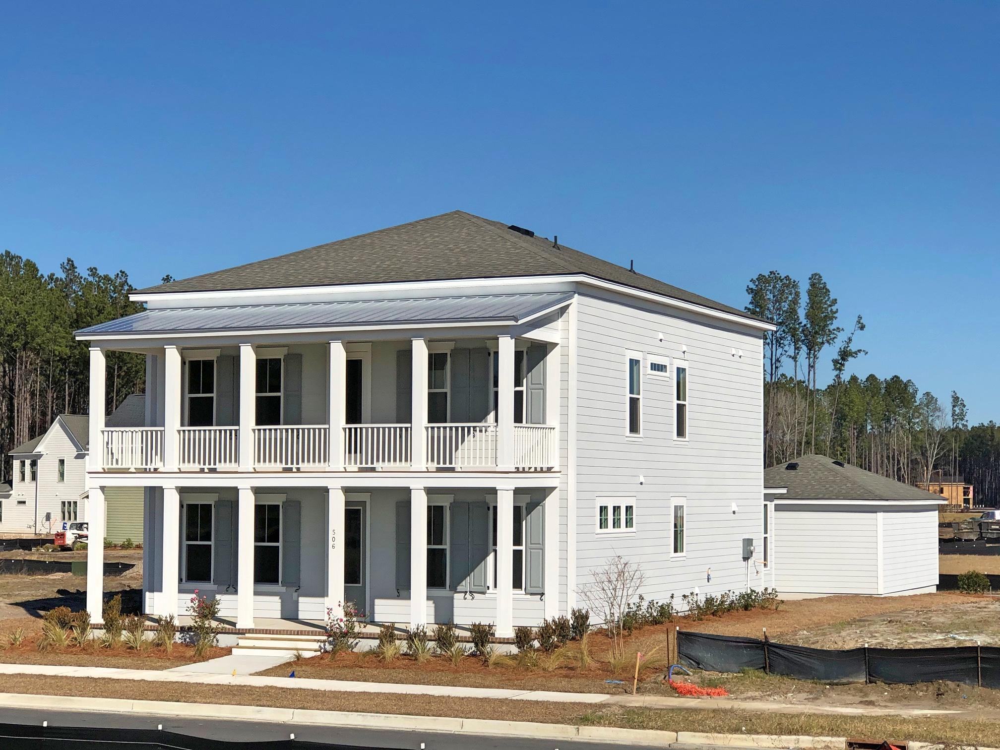 506 Foxtail Park Street Summerville, SC 29486