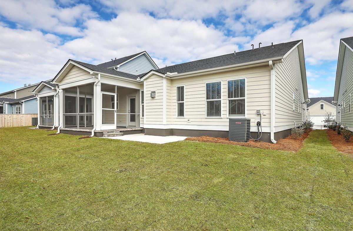 Bentley Park Homes For Sale - 1265 Gannett, Mount Pleasant, SC - 29