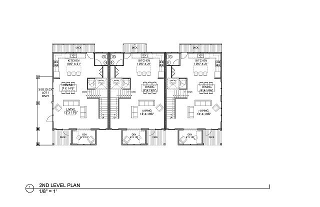 Sea Island Hamlet Homes For Sale - 1202 Gatch, Mount Pleasant, SC - 2