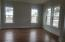 Dining room with access to butlers pantry