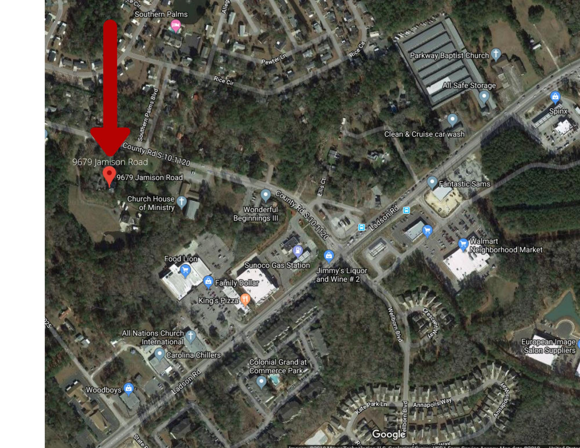 9679 Jamison Road Ladson, SC 29456