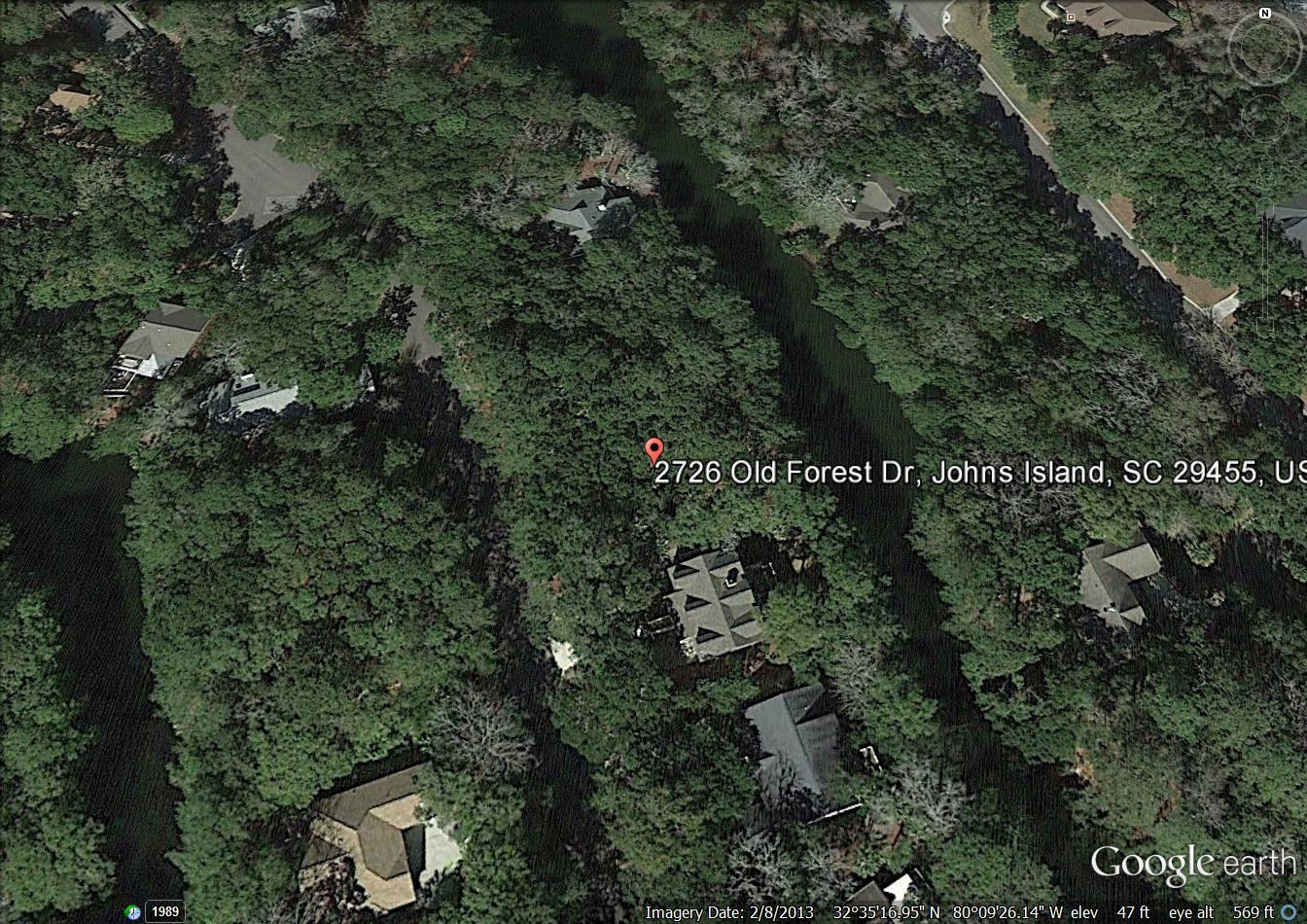 2726 Old Forest Drive Seabrook Island, SC 29455