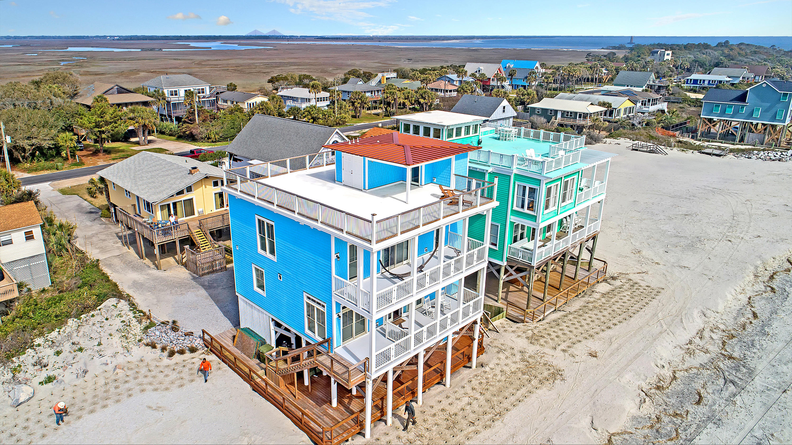 1707 E Ashley Avenue, Share 12, Folly Beach, SC 29439