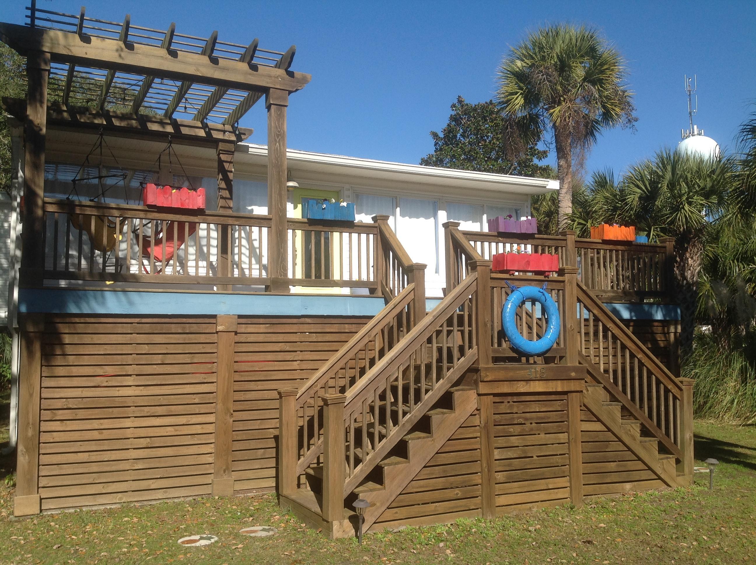 418 E Ashley Avenue Folly Beach, Sc 29439