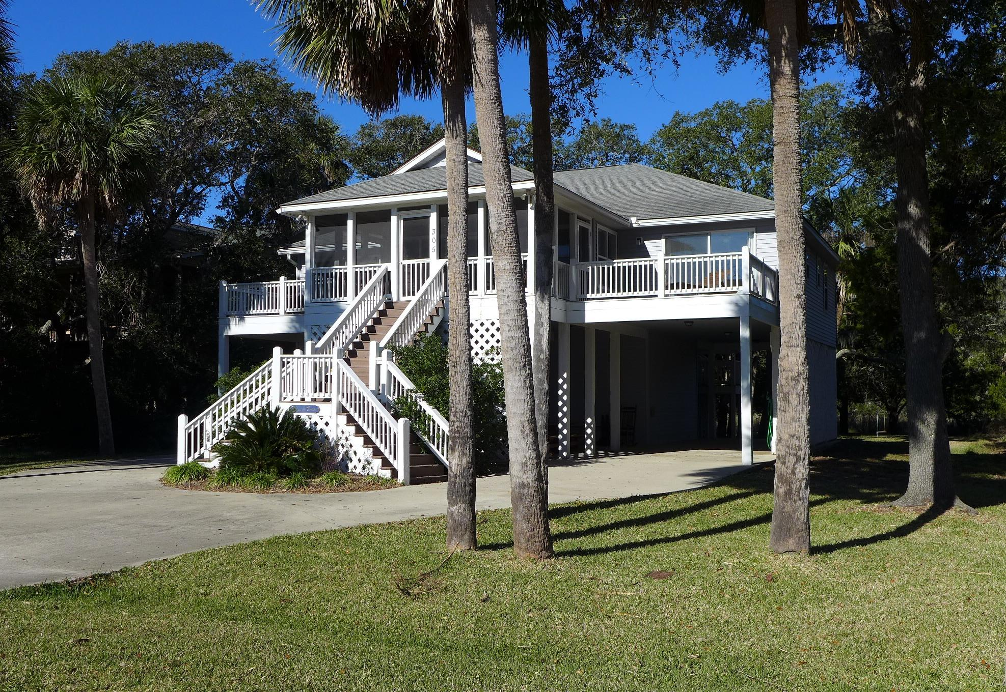 305 Sea View Lane Edisto Beach, SC 29438