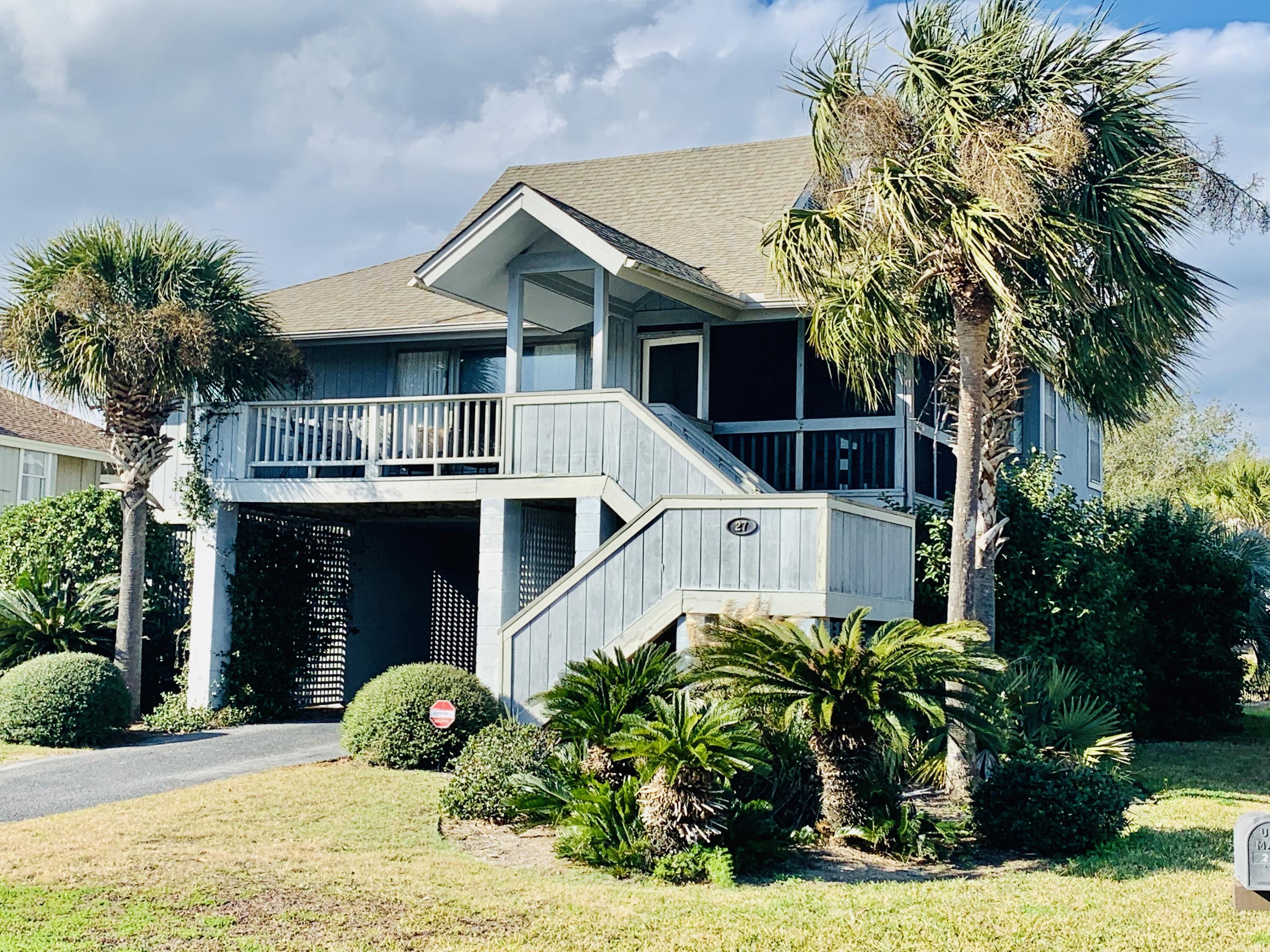 27 Beachside Drive Isle Of Palms, SC 29451
