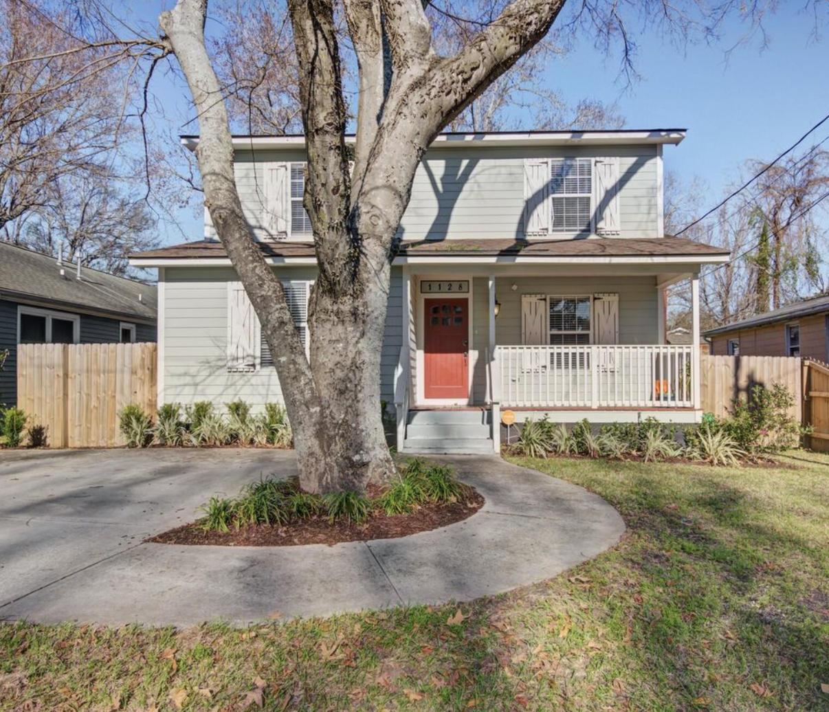 1128 Carnegie Avenue Charleston, SC 29407