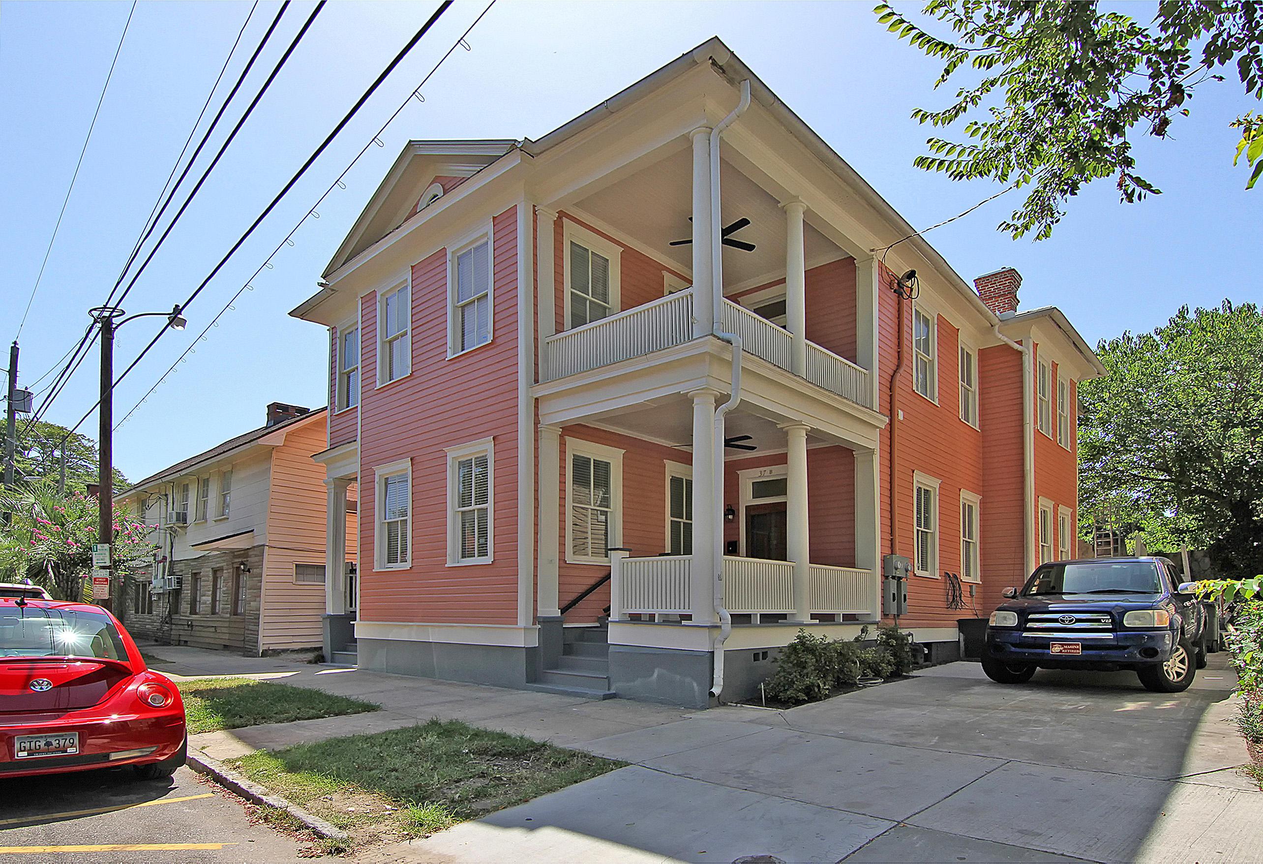 37 Radcliffe Street UNIT B Charleston, SC 29403