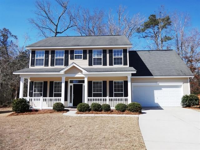 162 Hainsworth Drive North Charleston, SC 29418