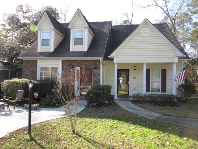 383 Springview Lane Summerville, Sc 29485