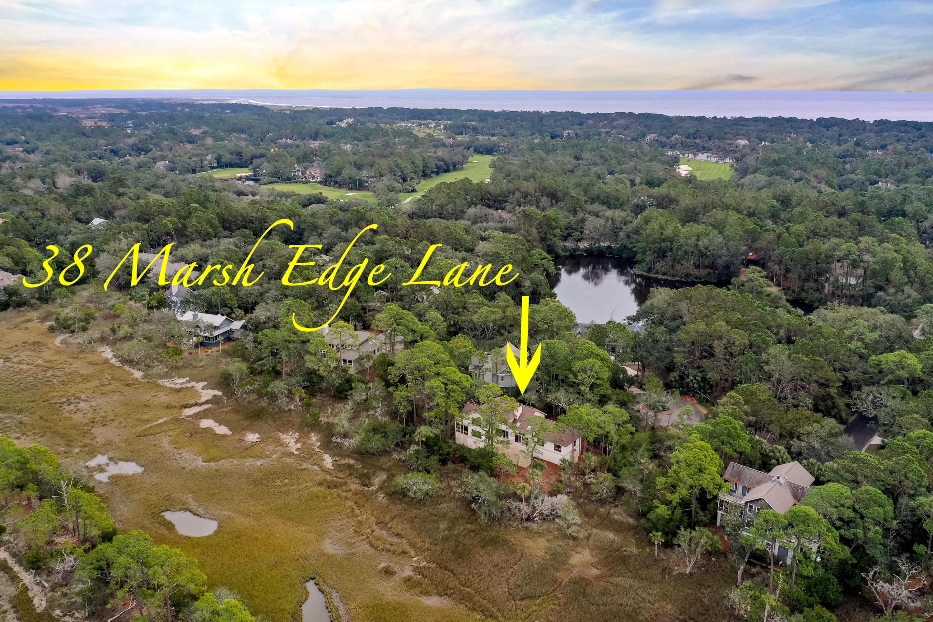 Kiawah Island Homes For Sale - 38 Marsh Edge, Kiawah Island, SC - 38
