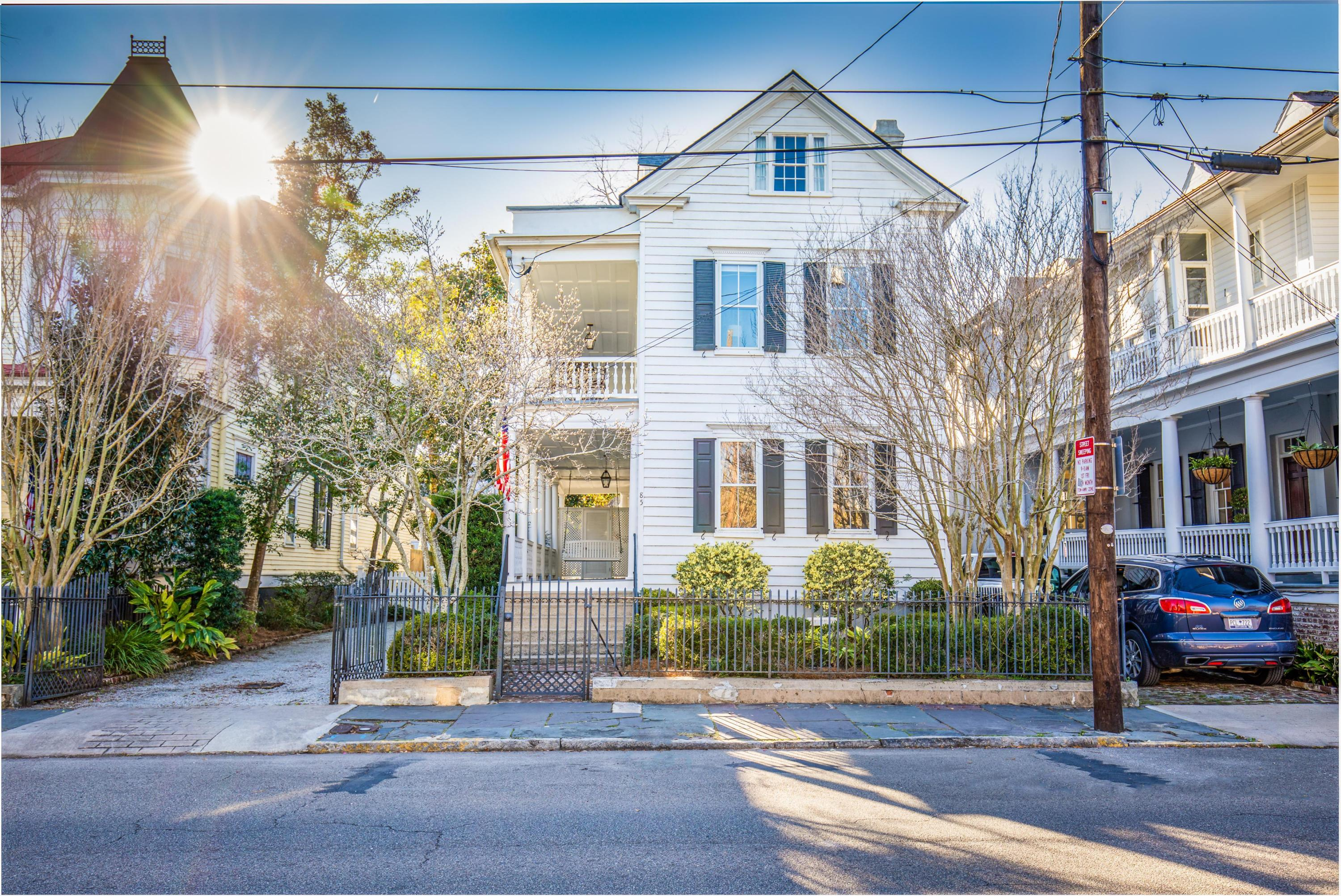 85 Rutledge Avenue Charleston, SC 29401