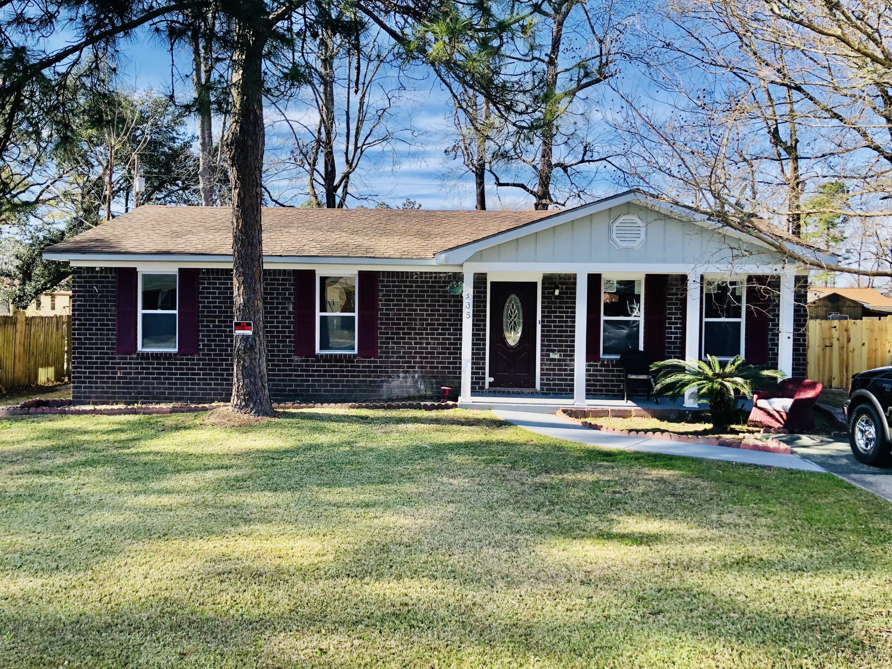 535 Amy Drive Goose Creek, SC 29445