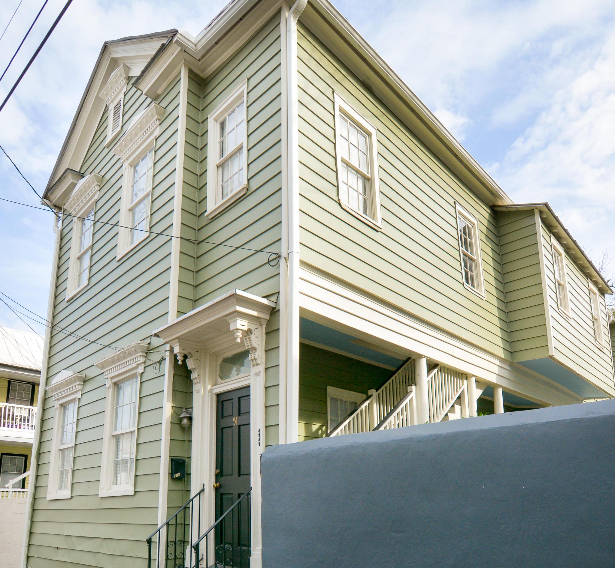 51 B South Street Charleston, SC 29403