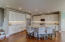 Beautiful ,bright and open kitchen. Perfect for families and entertaining