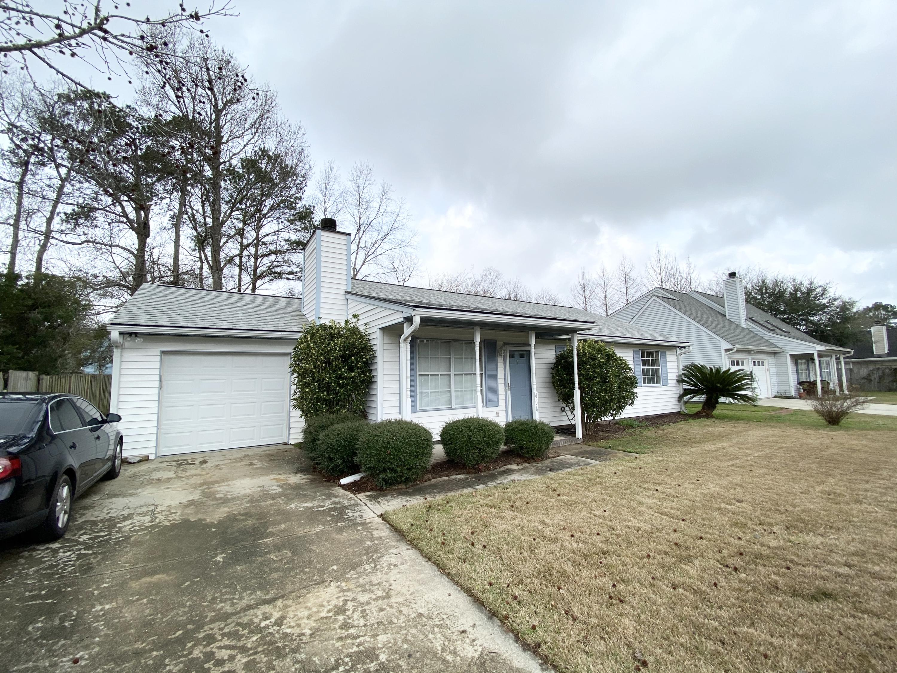 406 Laurel Ridge Road North Charleston, SC 29418
