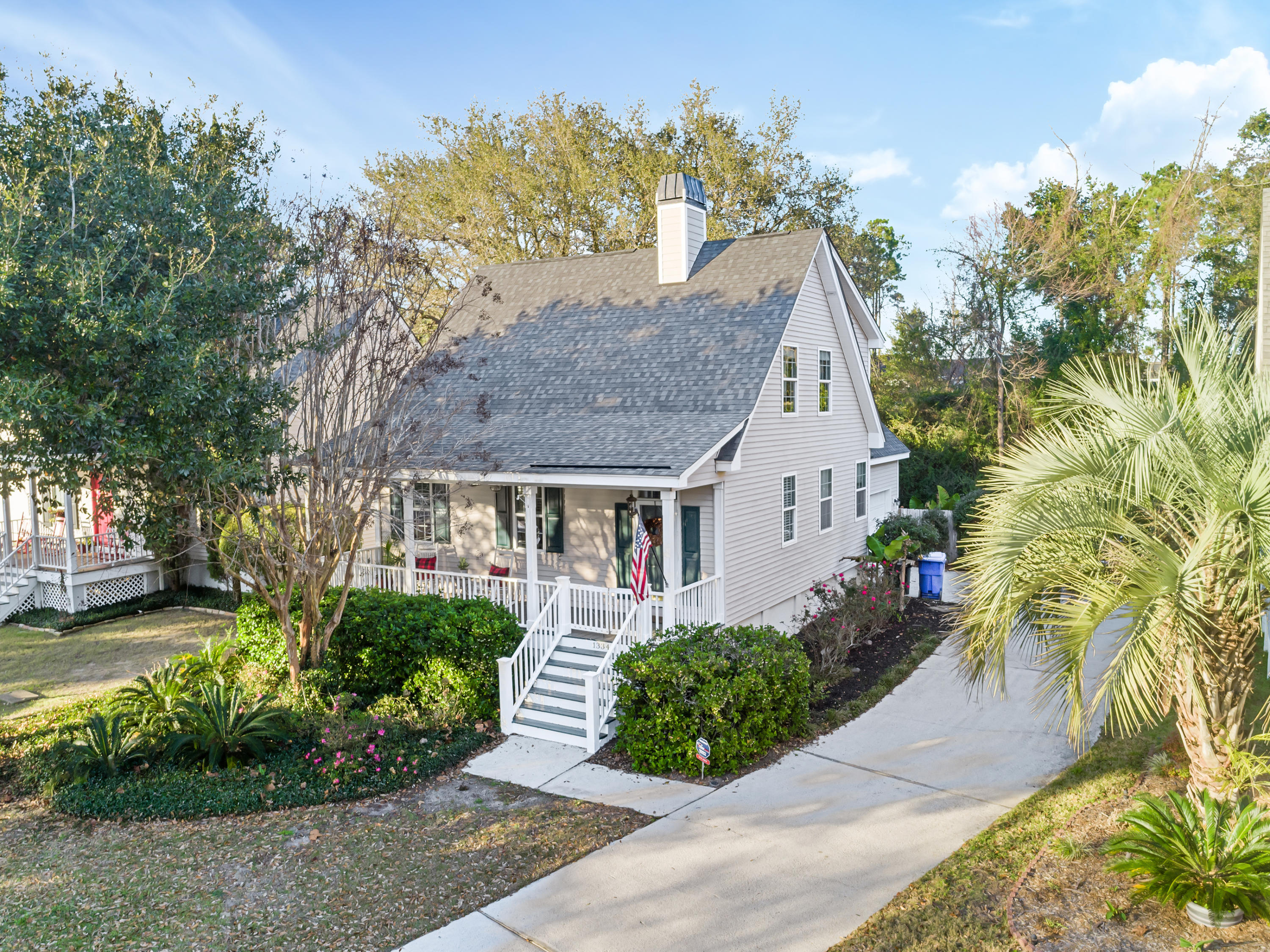 Pemberton at Seaside Plantation Homes For Sale - 1334 Ellison Run, Charleston, SC - 12