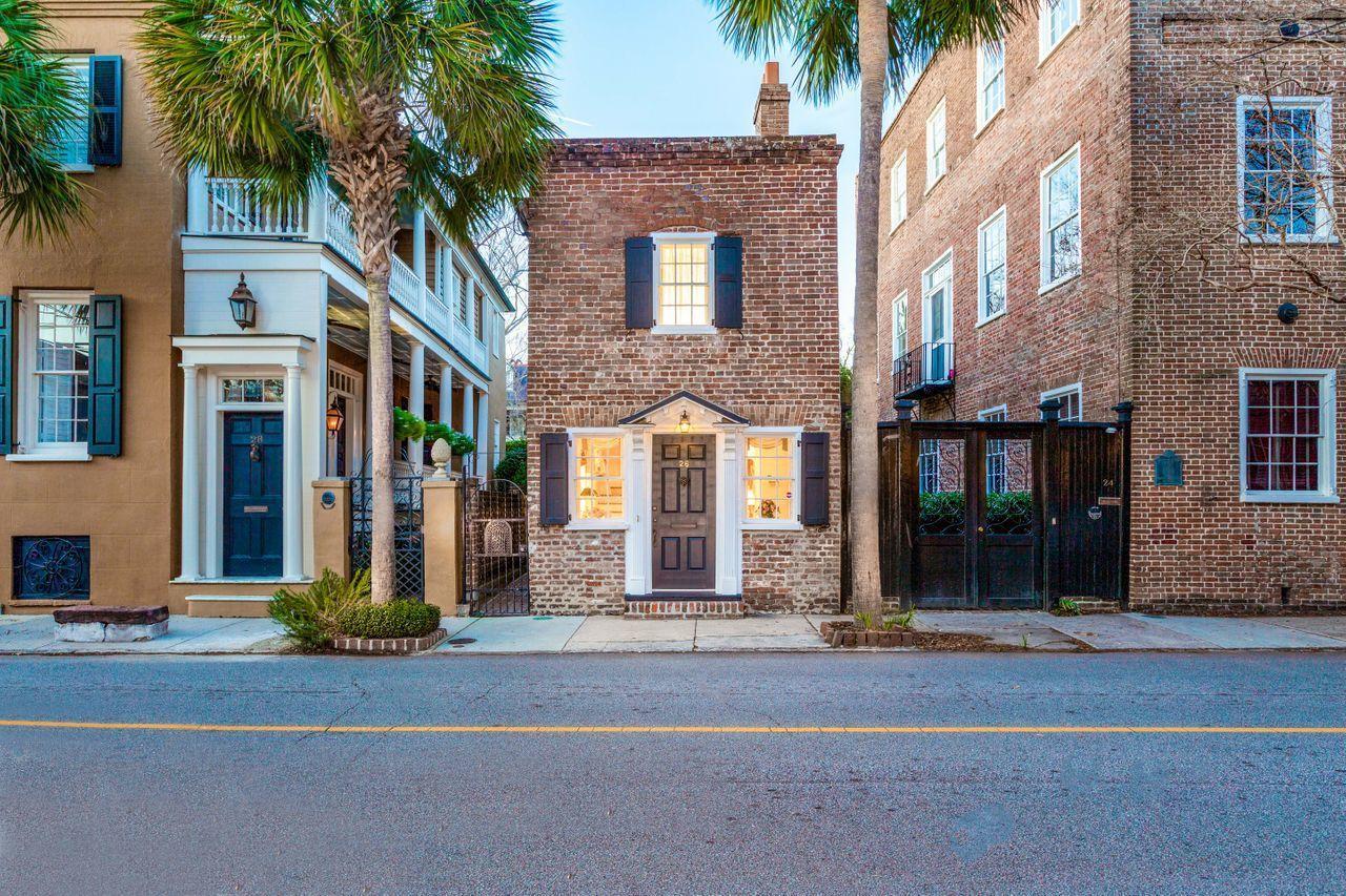 Ansonborough Homes For Sale - 26 Wentworth, Charleston, SC - 0