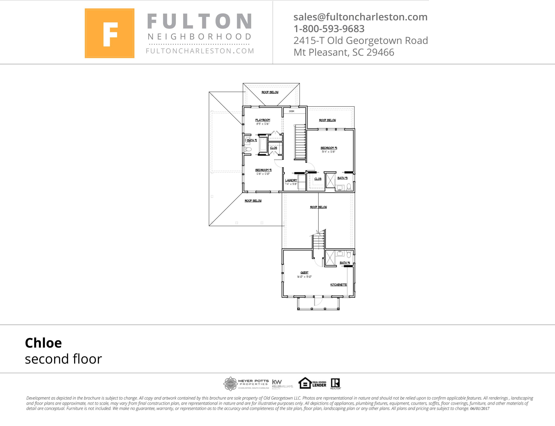 1165 Fulton Hall Lane Mount Pleasant, SC 29466