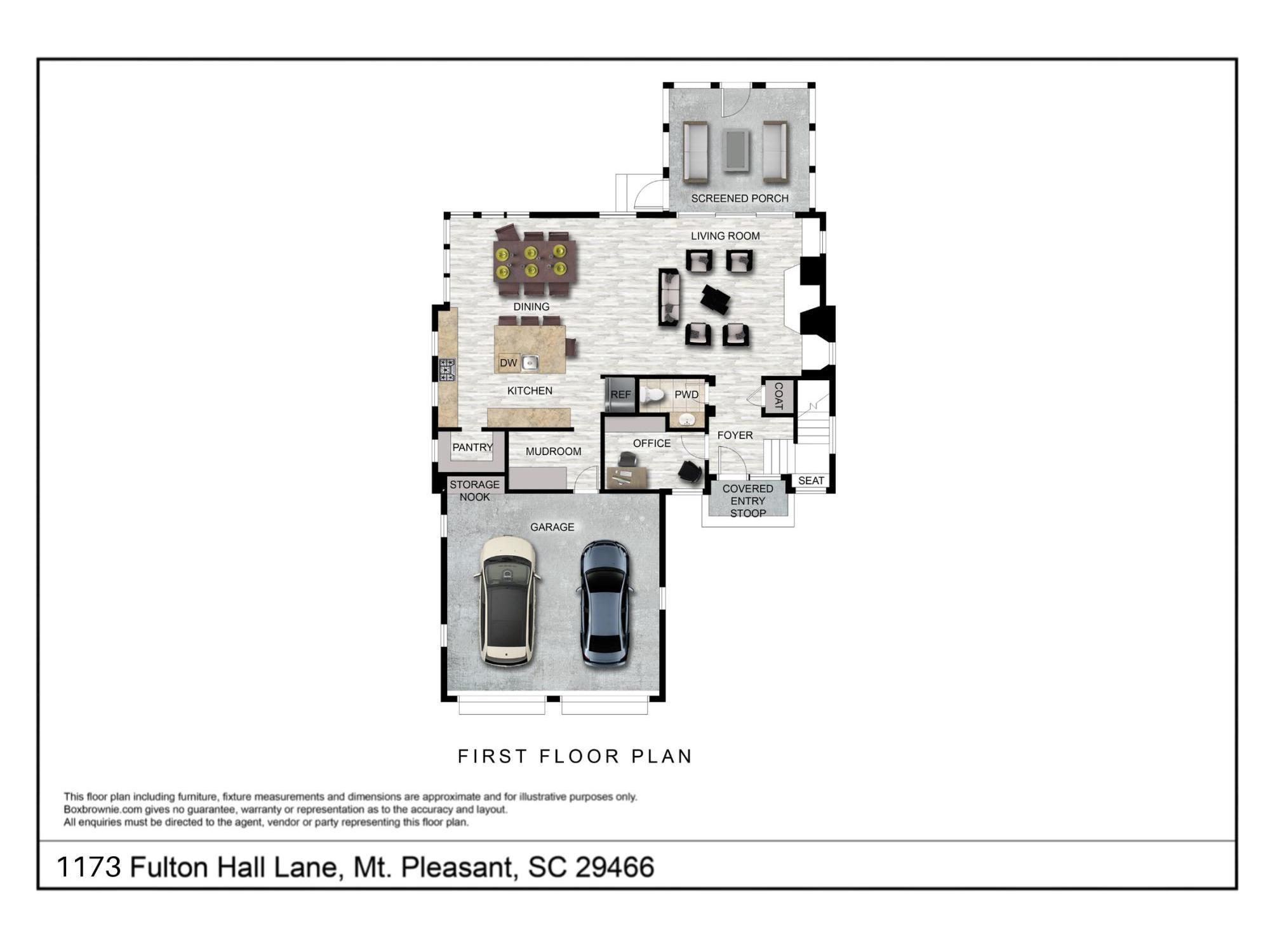 Fulton Homes For Sale - 1173 Fulton Hall, Mount Pleasant, SC - 0