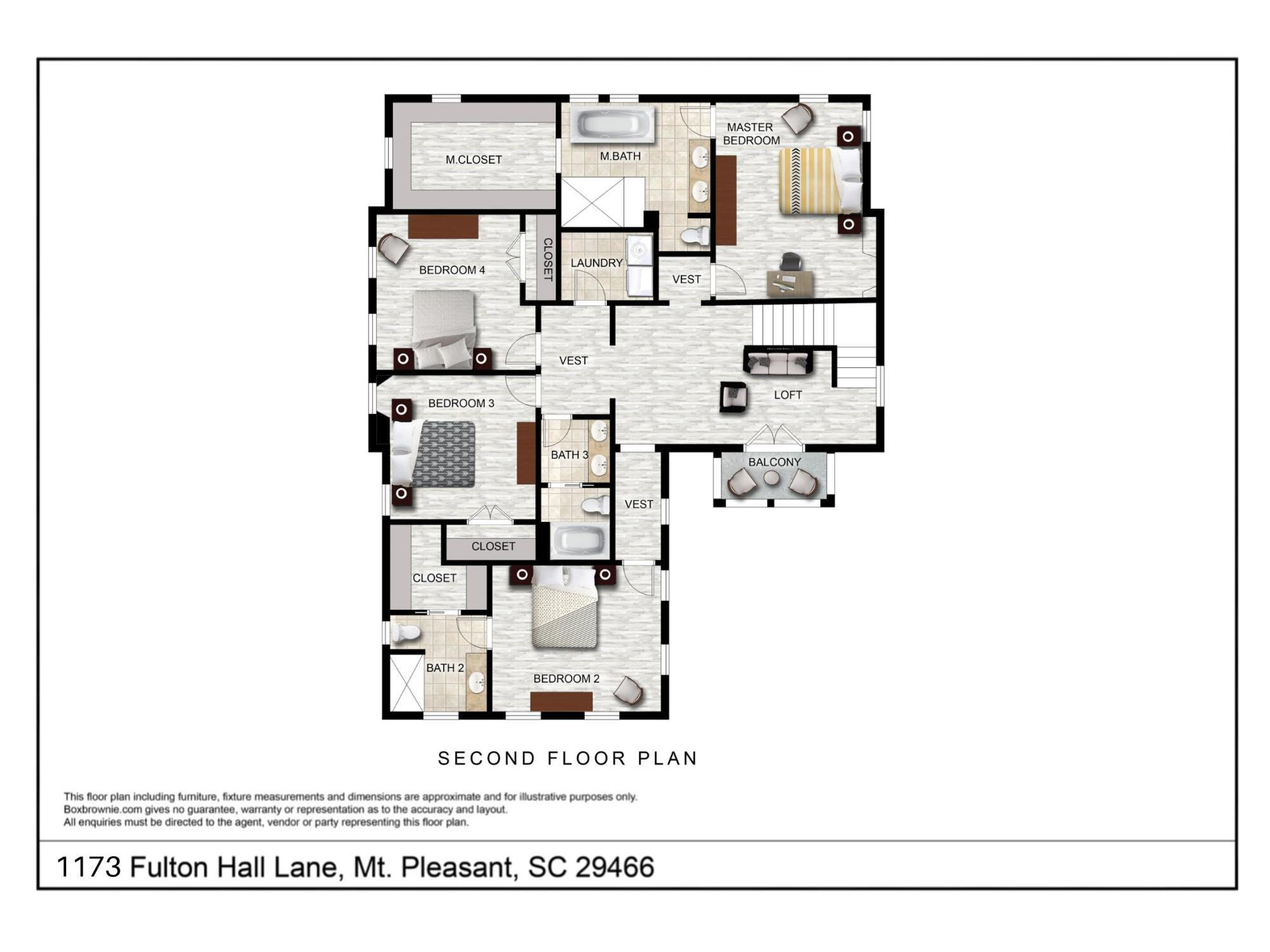 Fulton Homes For Sale - 1173 Fulton Hall, Mount Pleasant, SC - 18