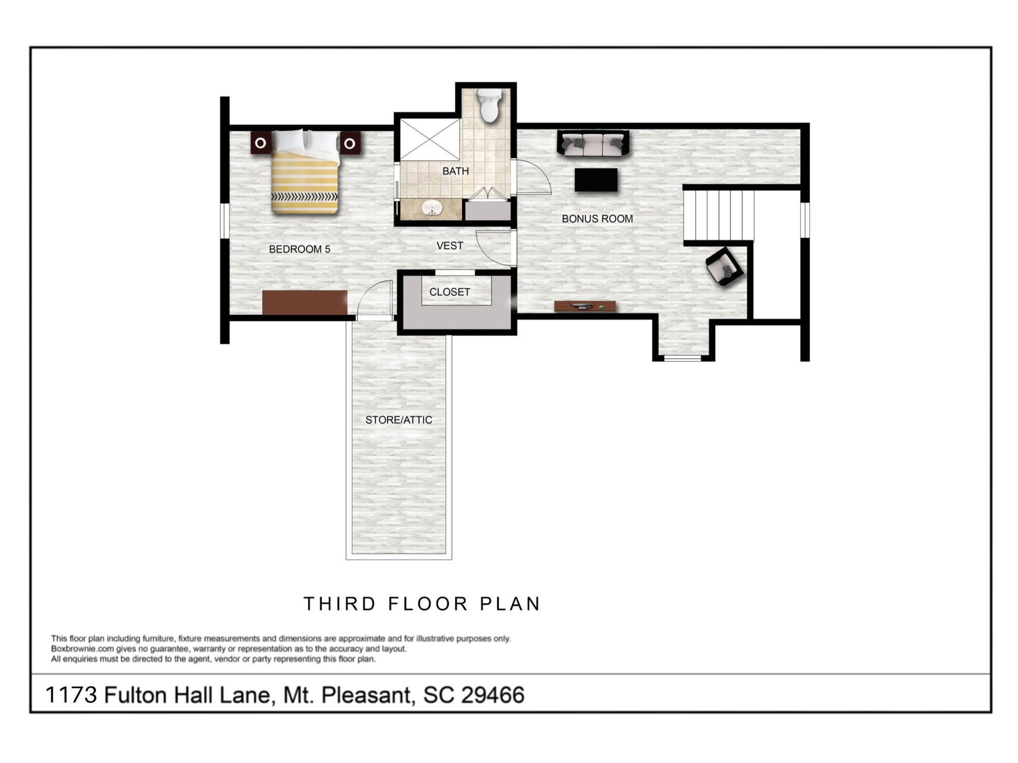 Fulton Homes For Sale - 1173 Fulton Hall, Mount Pleasant, SC - 17