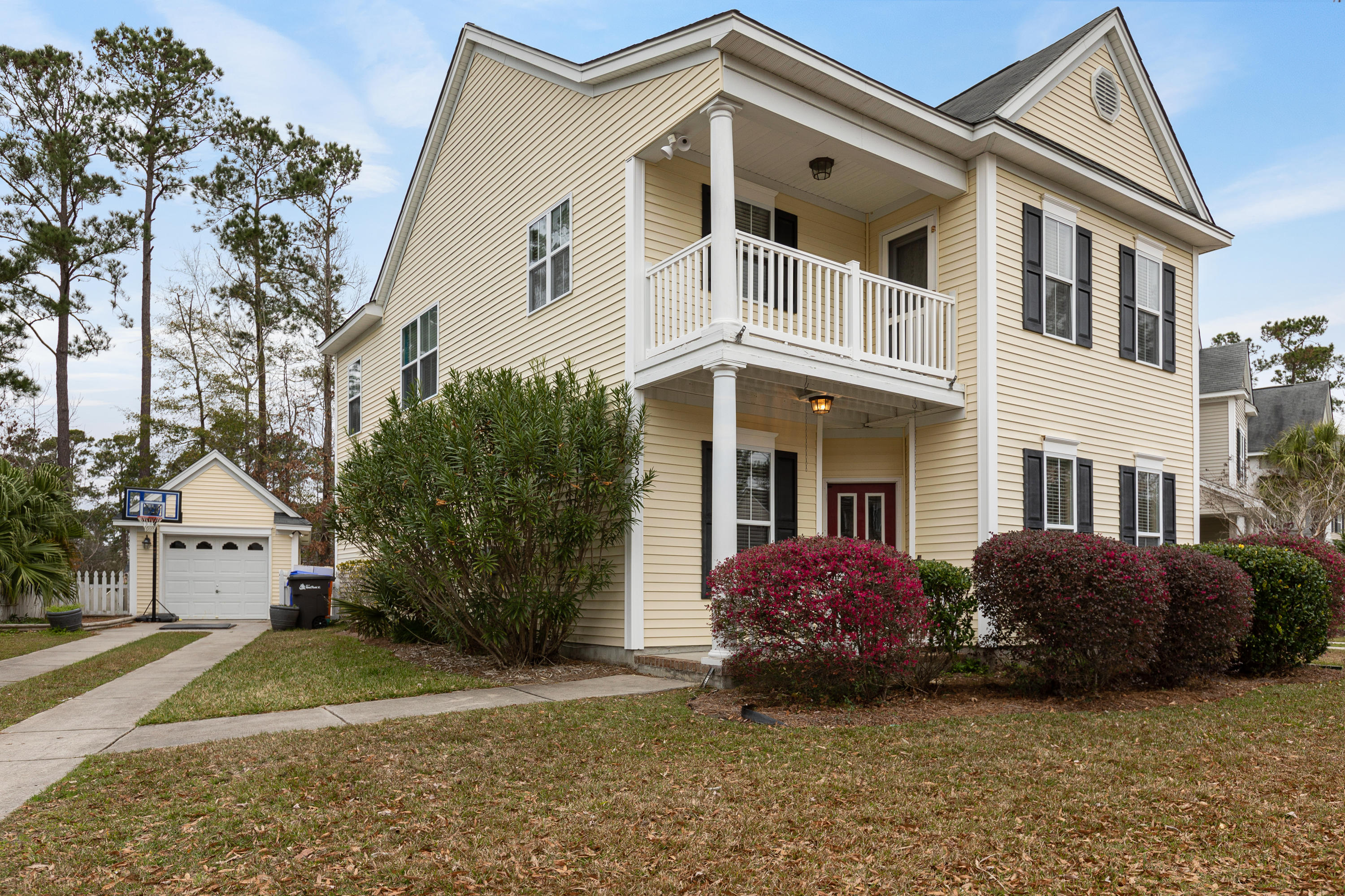 1837 Hubbell Drive Mount Pleasant, SC 29466