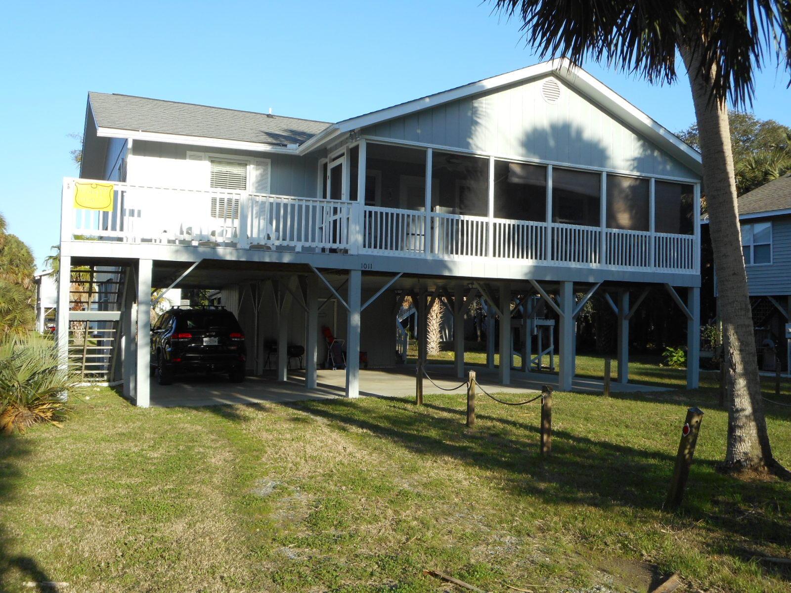 1011 Byrd Street Edisto Beach, Sc 29438