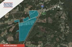 Property for sale at 0 Cane Branch Road, Walterboro,  South Carolina 29488