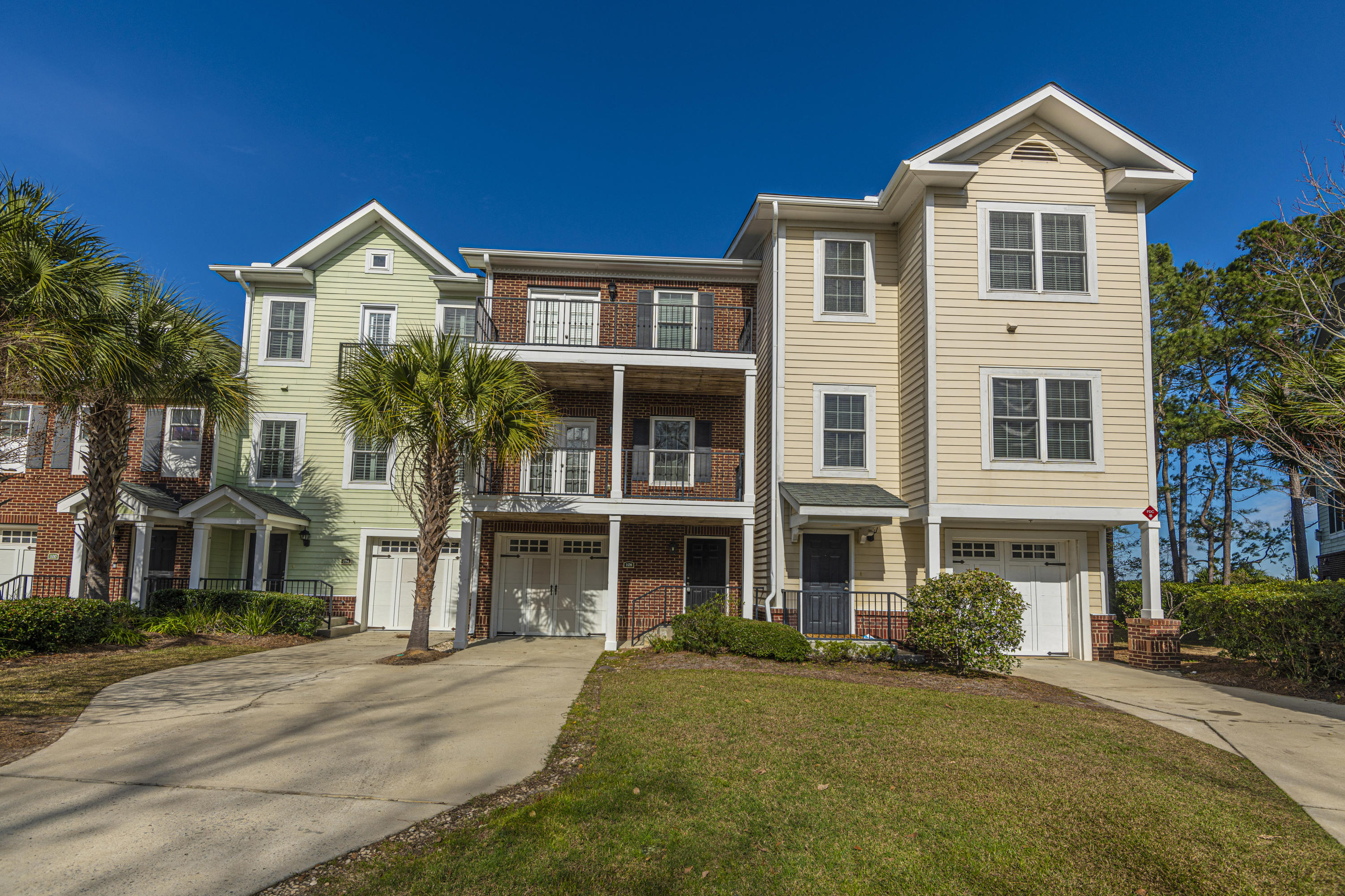 108 112-3 Winding Creek Court Mount Pleasant, SC 29464